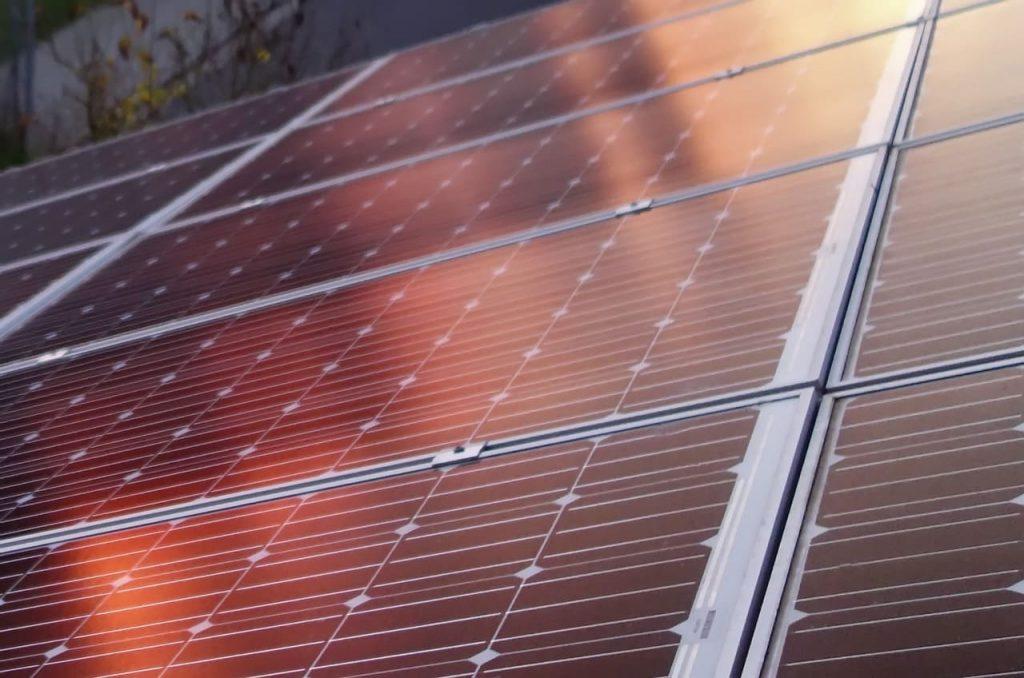 comment fonctionnement les panneaux solaires