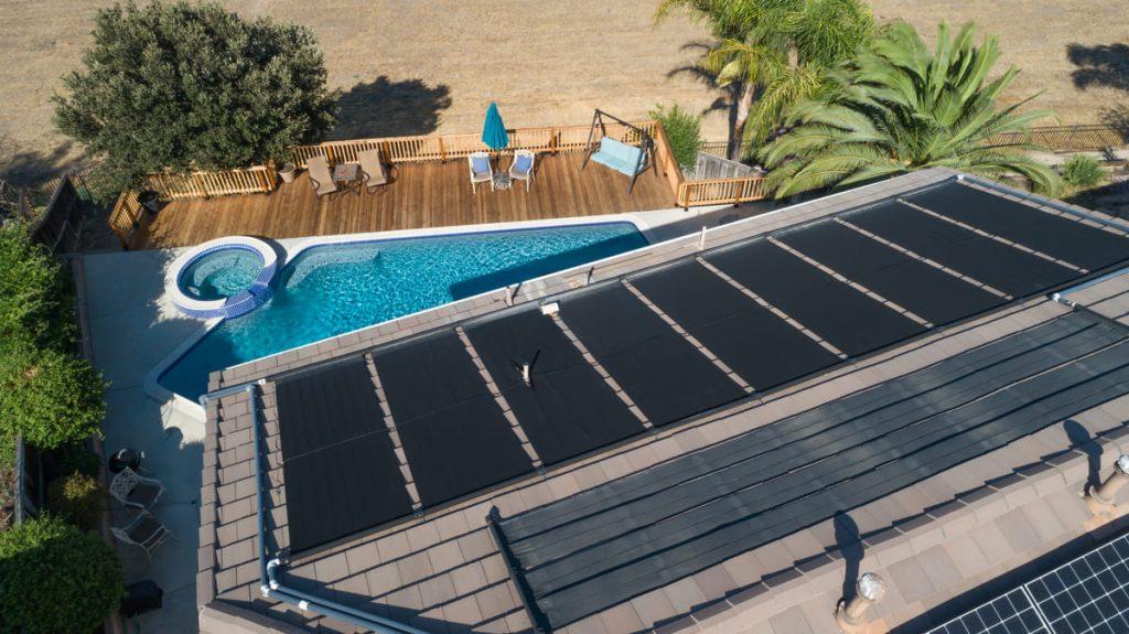 panneaux solaires hybrides