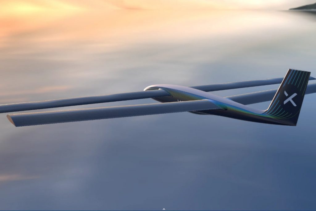 micro-drone solaire xsun