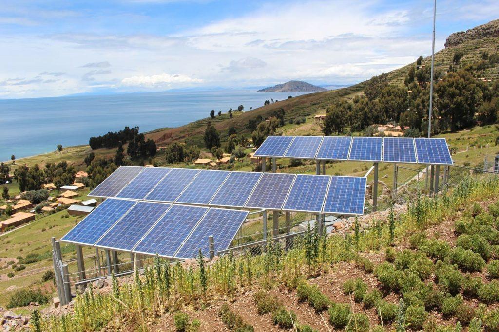 panneaux solaires agrivoltaïsme