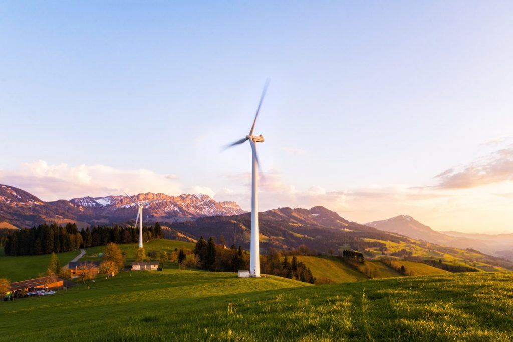 installation éolienne