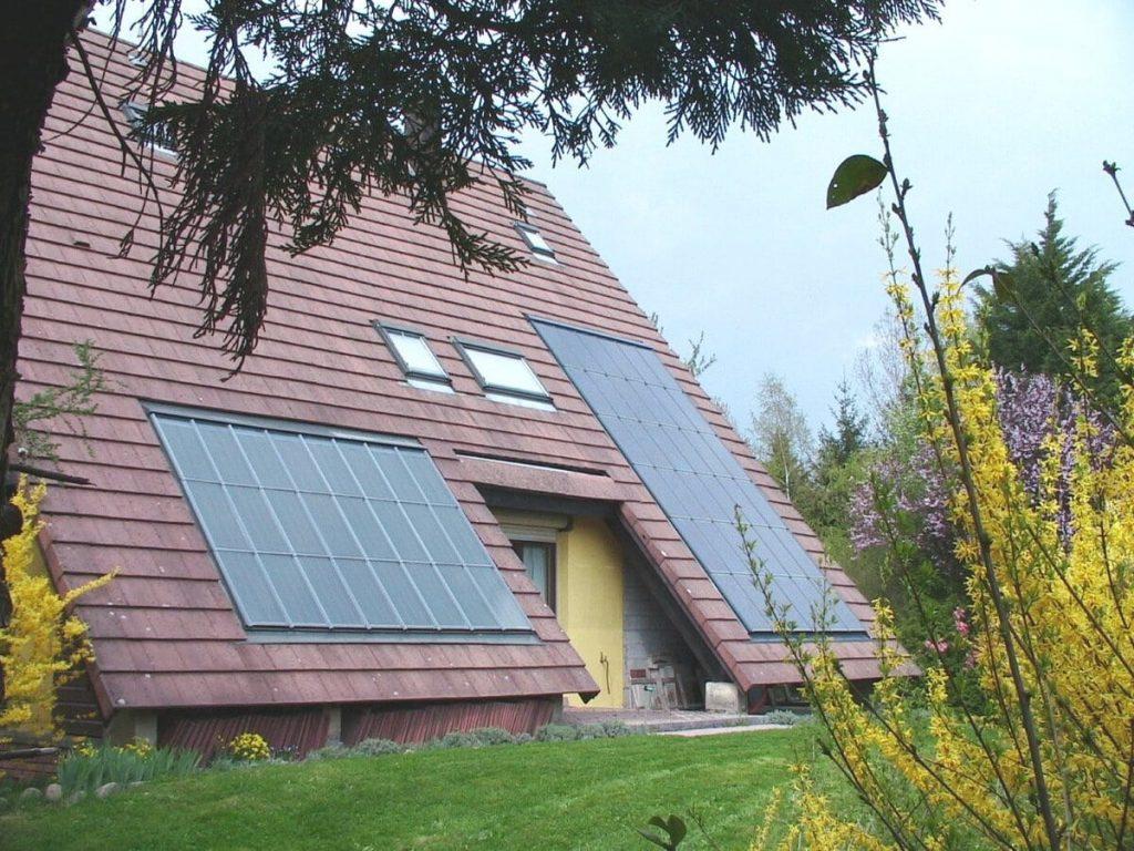 installation panneaux solaires bruit