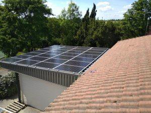 Panneaux solaires LBER