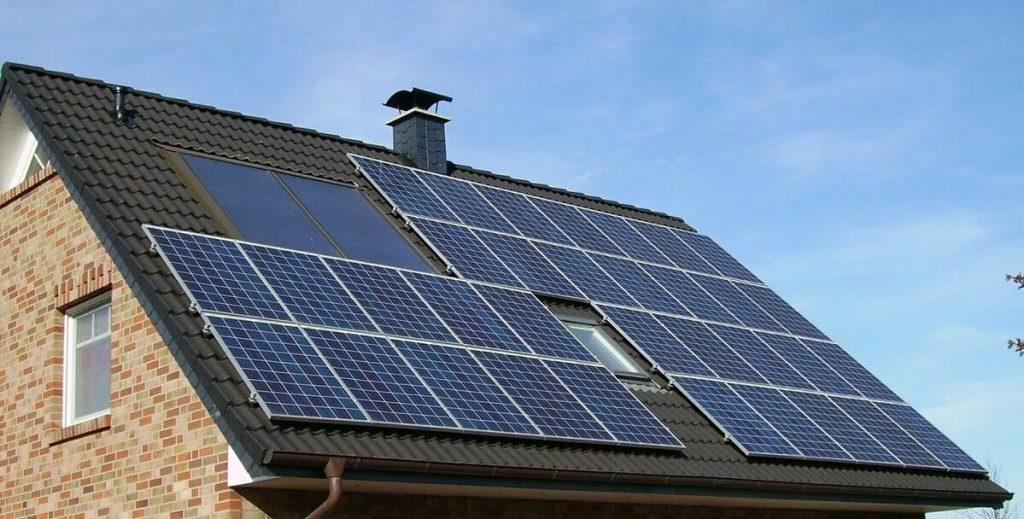 Panneau solaire maison 100 m²