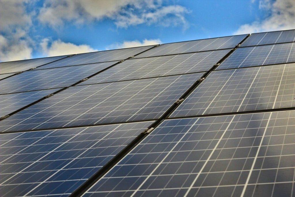Panneaux solaires devis