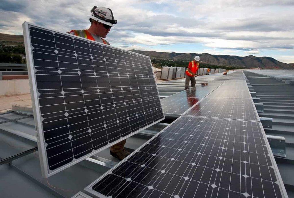 Entrepreneur solaire