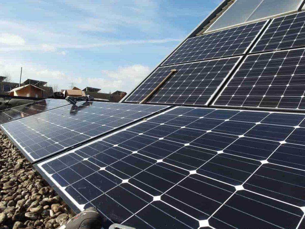 Aide panneaux solaires Belgique