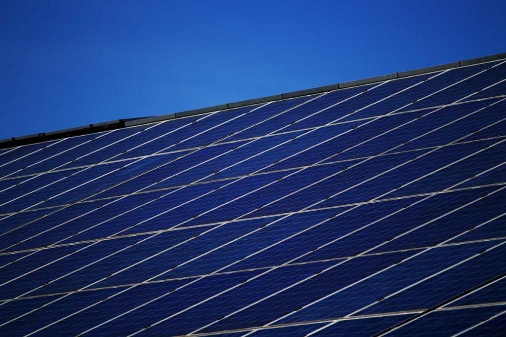 Orientation des panneaux solaires