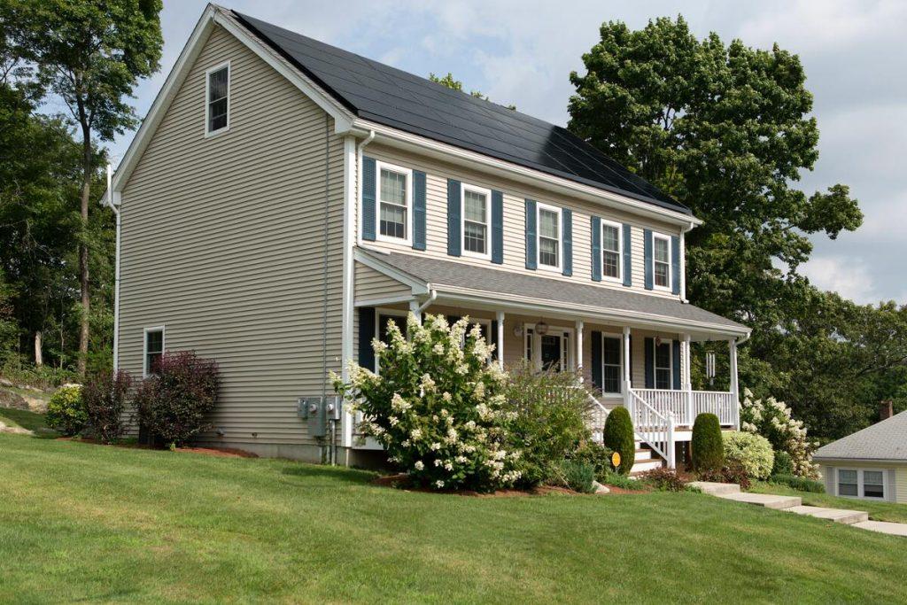 Acheter une maison photovoltaïque