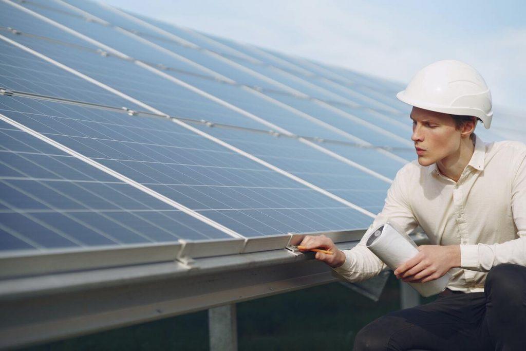 Consommation et panneaux solaires