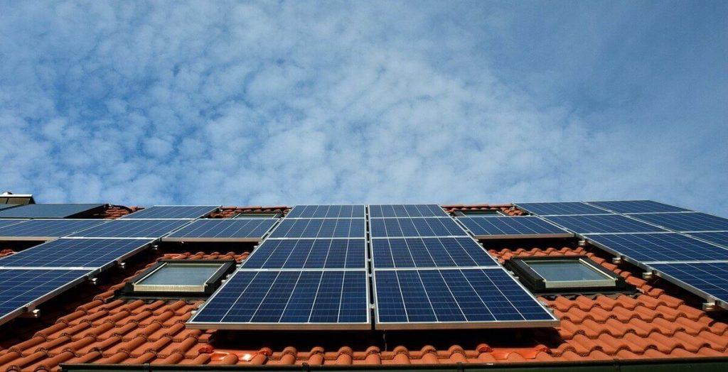 Panneaux solaires et Linky