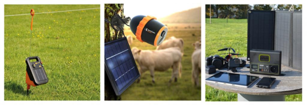 electrificateur solaire energie agriculture