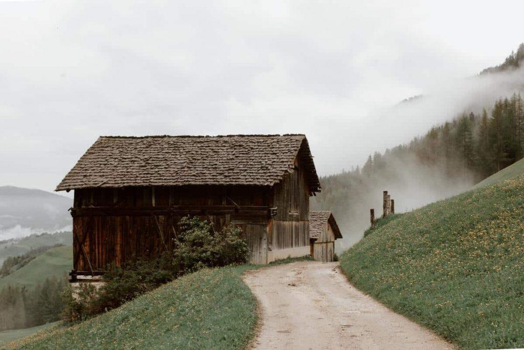 Eco-construction maison extérieur écologie