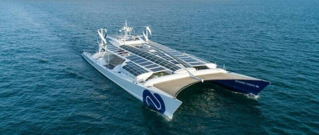 Energy Observer bateau