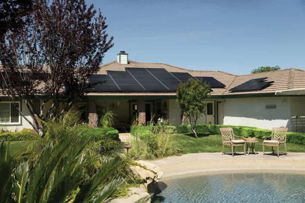 energie solaire stocker