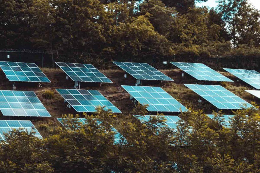 panneaux solaires cellules modules