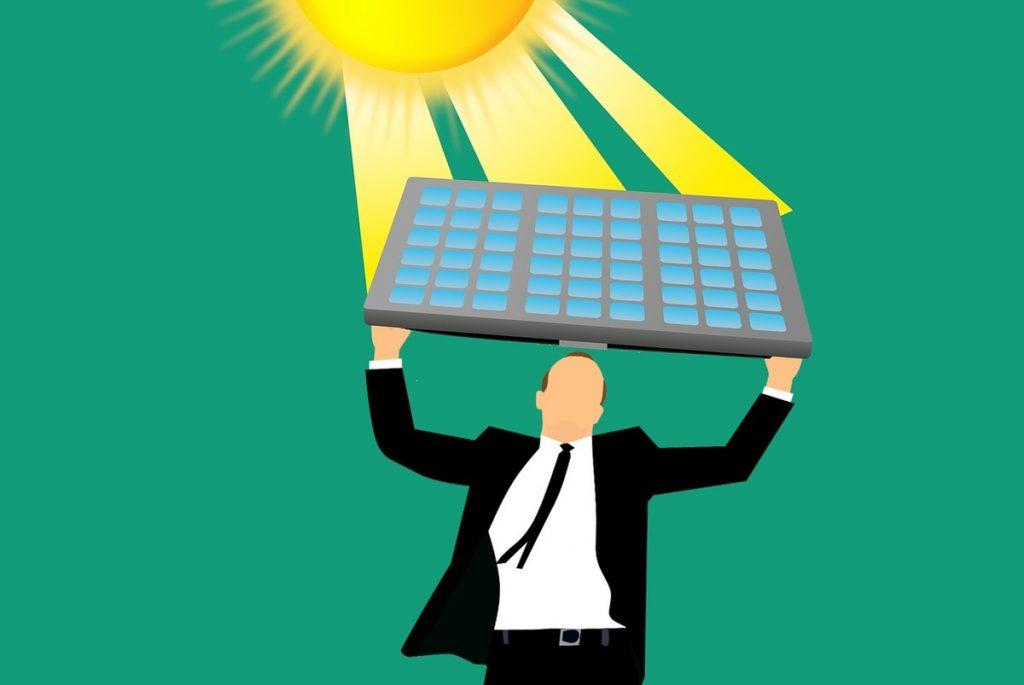 finance panneau solaire
