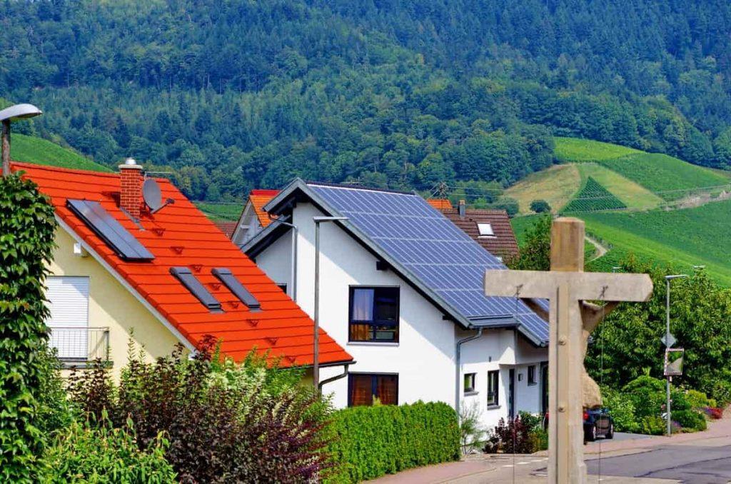 calcul panneau solaire maison